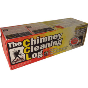 Chimney Cleaning Logs