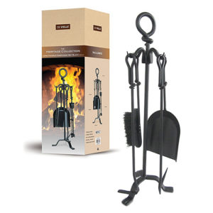 Long Handle Stove Companion Set