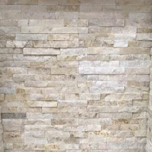 7  Tiles - Cream Quartzite Tile