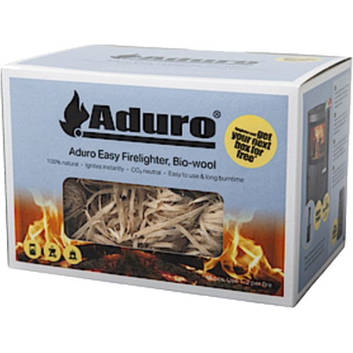 Aduro Bio Wool Easy Firelighters