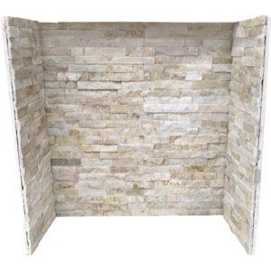 Cream Quartz Stone Chamber