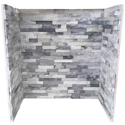 Grey & White Quartz Chamber